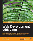 Web Development with Jade by Sean Lang (Paperback, 2014)