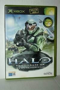 HALO-GIOCO-USATO-XBOX-EDIZIONE-SPAGNOLA-PAL-GD1-42688