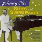 Johnny Otis Blues and Swing Party, Vol. 1 by Johnny Otis (CD, Oct-1999, J&T)