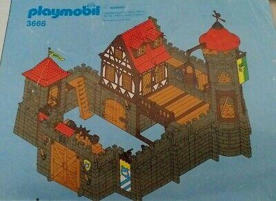 Playmobil Château-fort Dachelemente Accessoire Pièces de Rechange 3450 3666