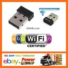 E65 Mini 150Mbps USB Wireless Network Card Nano WiFi LAN Adapter Dongle