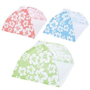 1-2-3-4-x-Set-Protective-Hot-Cold-Food-BBQ-Covers-Insect-Folding-Mesh-Umbrella