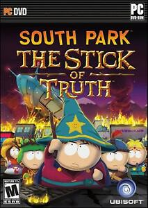 South-Park-The-Stick-of-Truth-PC-Excellent-Con