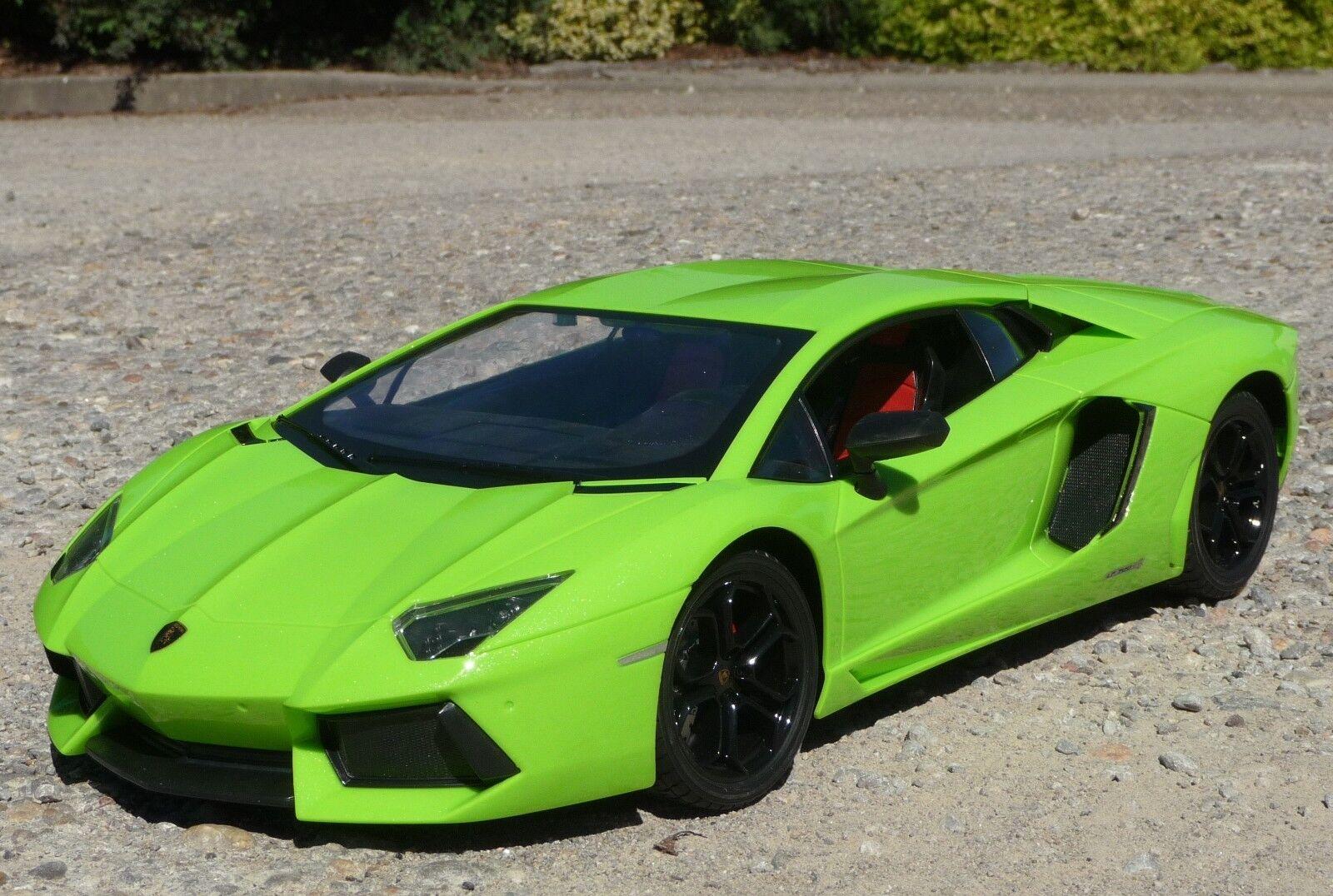 RC Lamborghini Aventador mit AKKU & LICHT 1 10 50011 L=48cm Ferngesteuert 2.4GHz 50011 10 fe679a