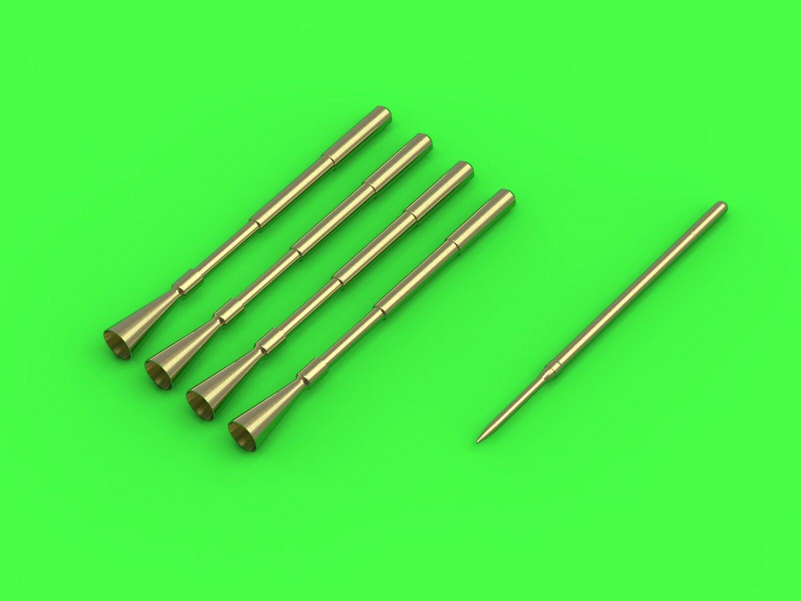 Pitot Tubes Master 72053 1//72 Metal SAAB 29 Tunnan