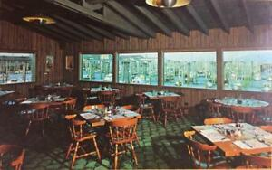 Details About The Sea Fare Astoria Oregon Seafood Restaurant Ca 1960s Vintage Postcard