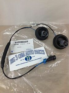 Chevrolet-Gmc-Cadillac-Pontiac-Knock-sensor-cable-arnes-nuevo-OEM-12601822