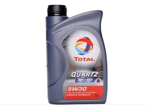 Details about 1 LITER ENGINE OIL TOTAL QUARTZ ECS ACEA C2 5W 30 TOYOTA  SYNTHETIC