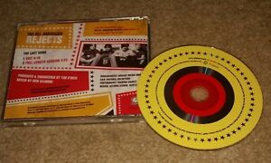 ALL AMERICAN REJECTS Last Song EDIT PROMO radio DJ CD Single PROMOTIONAL USA