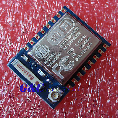 ESP8266 Esp-07 ESP07 Remote Serial Port WIFI Transceiver Module AP+STA M72