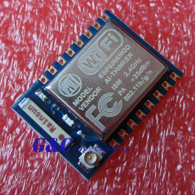 ESP8266 Esp-07 ESP07 Remote Serial Port WIFI Transceiver Module AP+STA M72
