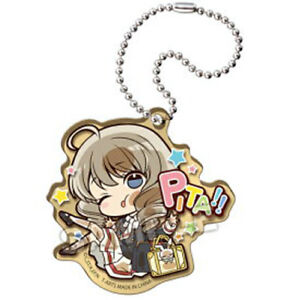 Acrylic Key Chain NEW Card Captor Sakura Syaoran and Sakura Pita