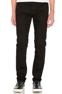 cuivr skinny Axton Brand effet Jeans Publish en noir Nwt Pantalon Denim nCBOUvO1