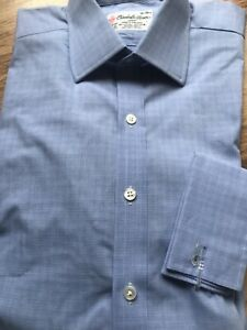 Turnbull-Asser-Shirt-16-Prince-of-Wales-Check-In-Blue