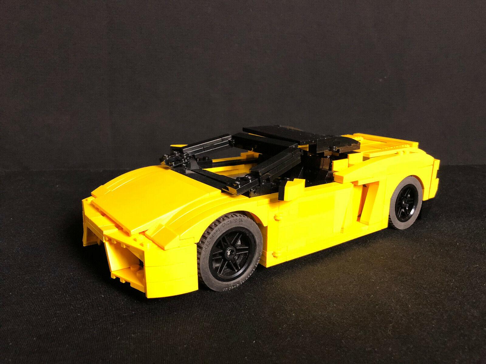 LEGO 8169 LAMBORGHINI GtuttiARDO  LP 560-4 Racers Lamborghini → di 2009  design unico