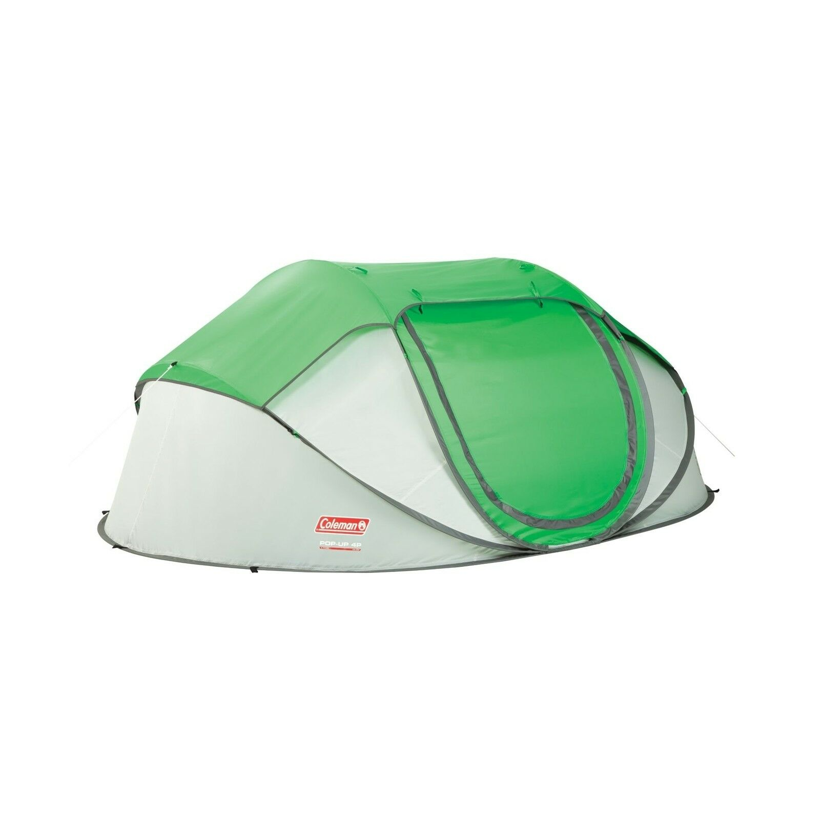 Coleman Pop-Up Tent 4-Person Free Shipping   discount