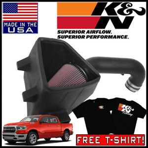 Fits RAM 1500 CLASSIC 2019 5.7L K/&N 63 Series Aircharger Cold Air Intake Kit
