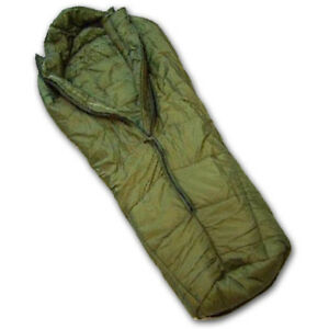Details About Genuine Used Grade 1 British Army Cold Weather Sleeping Bag Cadet Camping