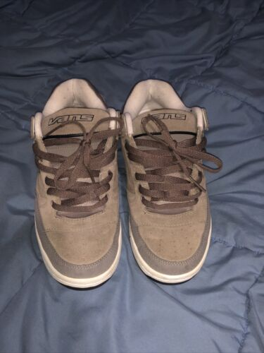 Vintage Vans Shoes Cab8 Size 10 Grey