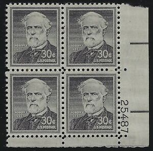 US-Stamps-Scott-1050-Plate-Block-Mint-Never-Hinged-D-032