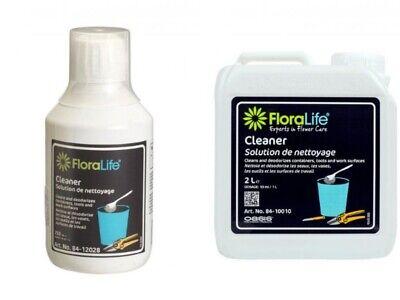 Floralife ® Floral Limpiador//desinfectante en 2 tamaños de Oasis ®