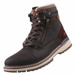 timeless design 7141d e5145 Details zu Neu DOCKERS Herrenschuhe Stiefel Herrenstiefel Boots gefüttert  Winter Schuhe
