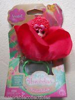 Barbie Thumbelina Pink Twillerbabies Rose Scented Fairy Doll&bracelet Mattel