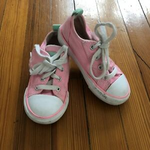 004ab0d50187e2 Image is loading converse-all-star-Shoes-Pink-color-Girls-Toddlers-