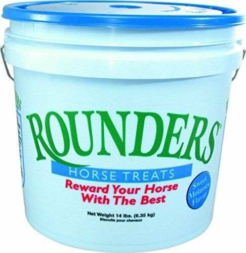 KENT NUTRITION GROUP-BSF lb 426 Molasses Rounder's Horse Treat 14 lb GROUP-BSF fb06f5
