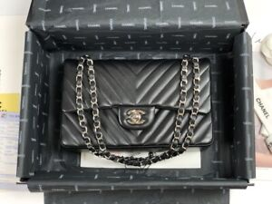 Chanel shoulder Bag Black Novelty Special COCO Chanel