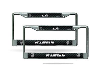 NHL Los Angeles Kings Crown Chrome Plate Frame