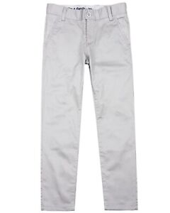 Boboli Boys Basic Twill Pants Sizes 4-16