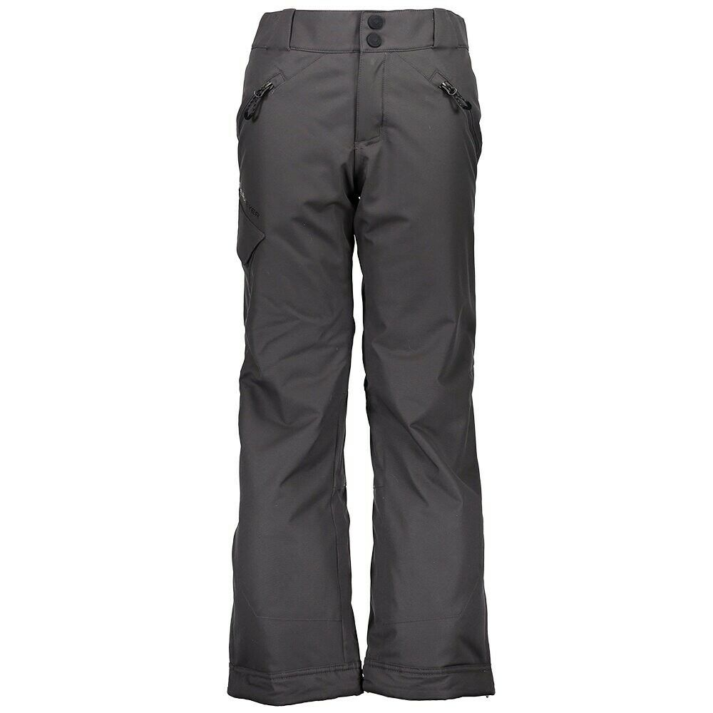 Obermeyer Brisk Snow Pant - Boy's - X-Large, Gun Powder