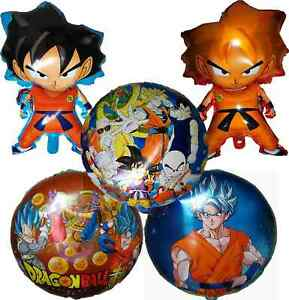 Dragon Ball Z Super Son Goku Balloon Anime Party Supplies Decoration Toy Gift Ebay