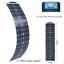50W flexibles Solar Panel kits Solar Cells MC4 Cable+10A Controller 12v Charging