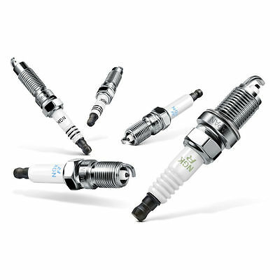 4x MITSUBISHI SPACE WAGON SPACE RUNNER 1.8 2.0 NGK SPARK PLUGS 2756 BKR6E-11 NUOVO