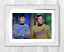 Star-Trek-A4-Shatner-amp-Nimoy-1-signed-mounted-poster-Choice-of-frame thumbnail 4