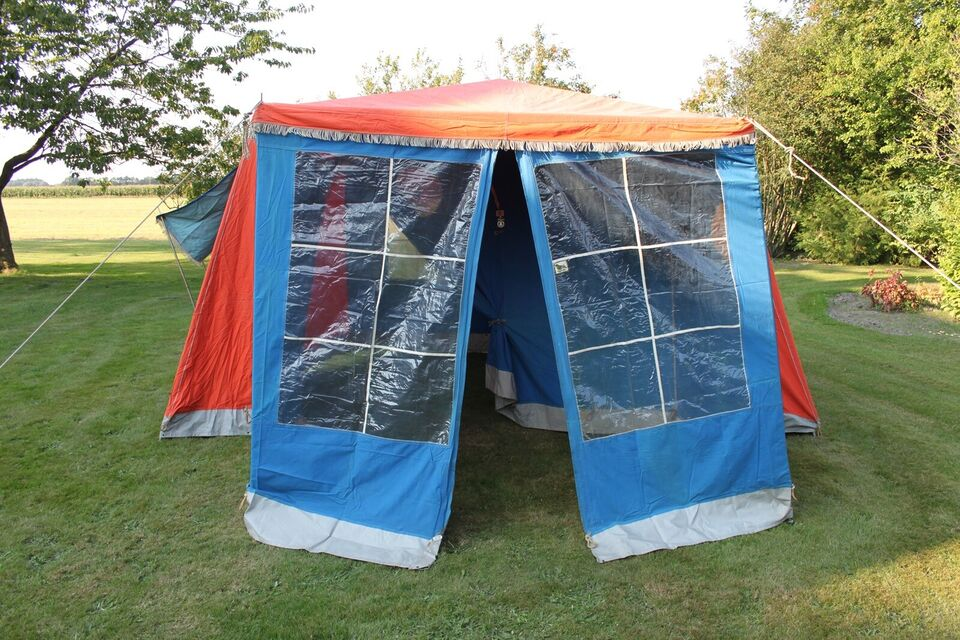 Isabella retro camping telt