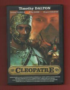 DVD - Cleopatra Con Timothy Dalton (134)