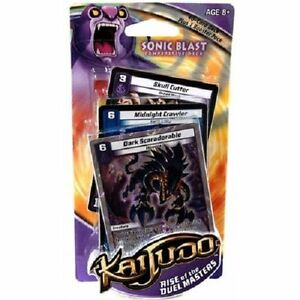Kaijudo-Competitive-Deck-x1-Rise-of-the-Duel-Masters-Sonic-Blast