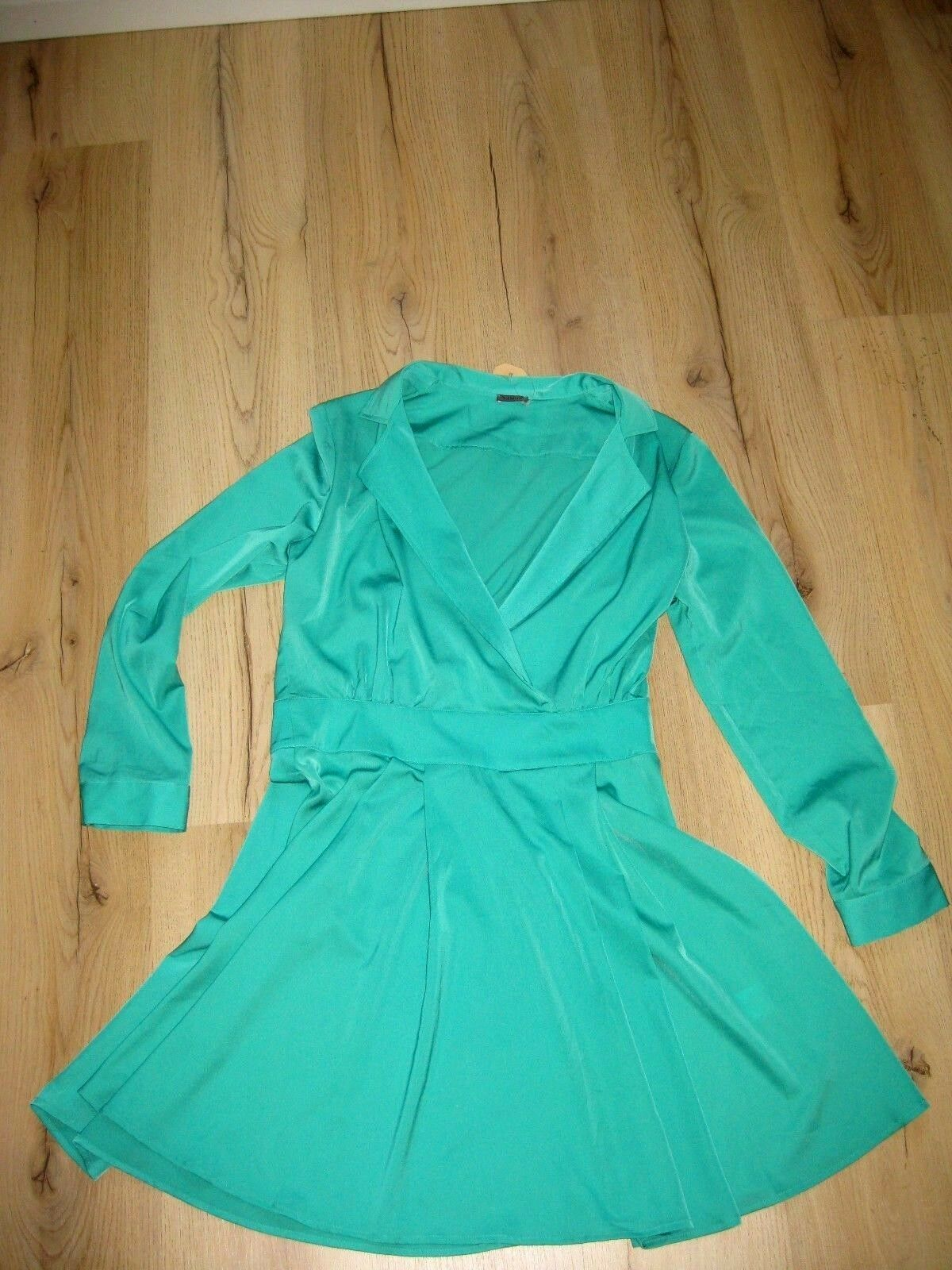 Kleid Sienna Impressionen grün Gr. 40 40 40 42 0f2120