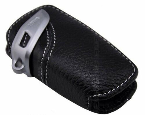 Genuine Leather Remote Key Case Cover Bag For BMW Series 1 3 5 6 7 X1 X5 X6 F35