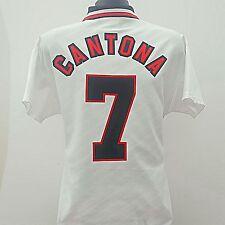Manchester United Shirt Cantona 7 Adult (M) 1996/1997 Away Football Jersey