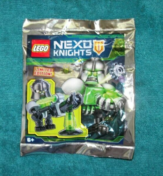 NEW LEGO Polybag Foil Pack 271602 NEXO KNIGHTS Jet Horse