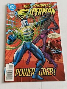 The-Adventures-Of-Superman-552-November-1997-DC-Comics