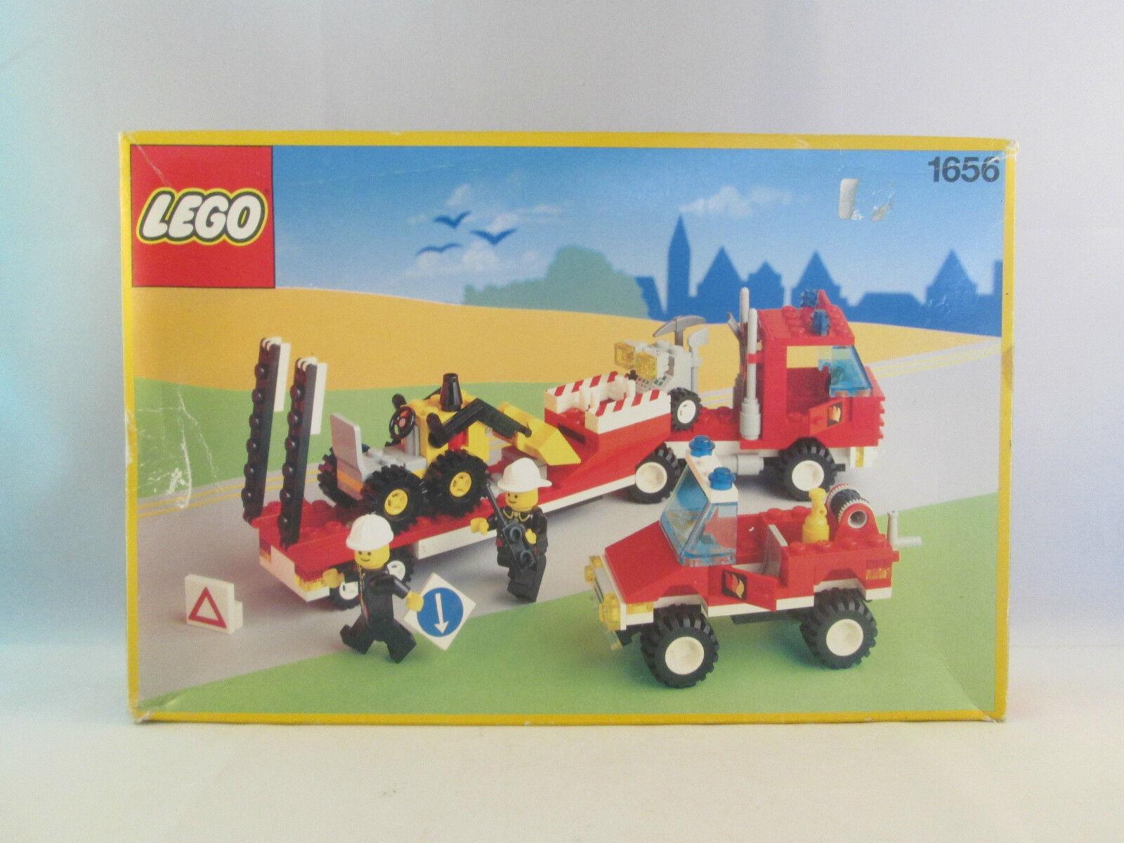 Lego Classic Town - 1656 Evacuation Team Box NEW SEALED