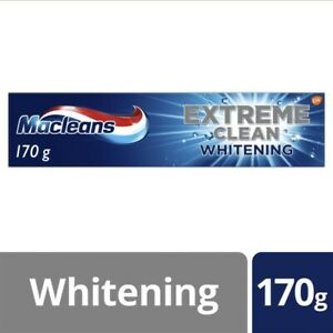 Macleans Toothpaste Extreme Clean Whitening 170g