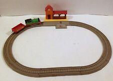 Thomas Train Motorized Percy's Day at the Farm Set by Trackmaster HTF