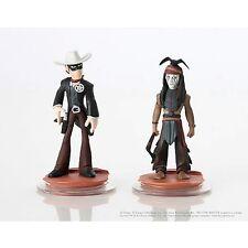 NEW Disney Infinity Lone Ranger Play Set Tonto John Reid Cavendish 1108800000000