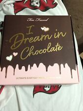 Too Faced I Dream In Chocolate Limited Edition Makeup Collection AUTHENTIC